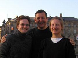 Oliver Schulte, David Wood / Huddersfield, Sonja Füßmann.